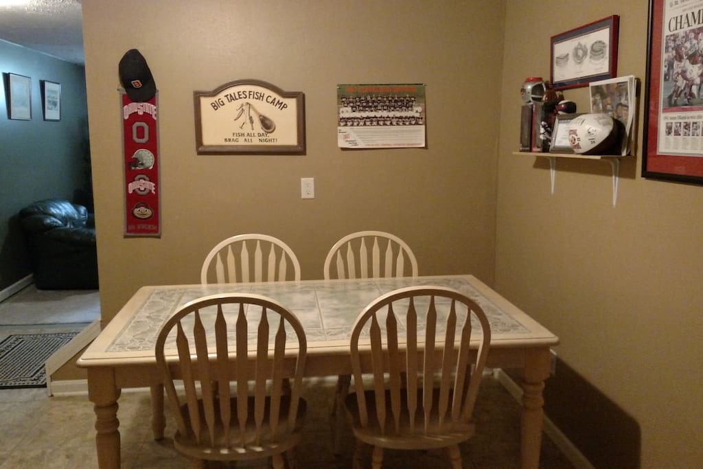 additional basement seating