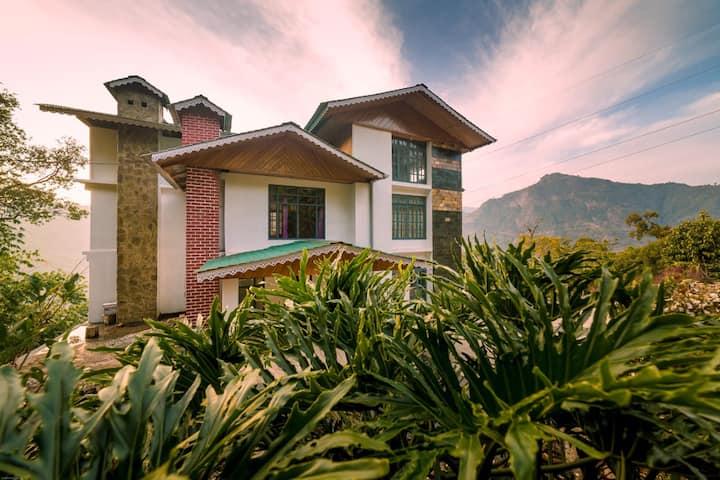 Rong Lyang Homestay-  Chakung West Sikkim