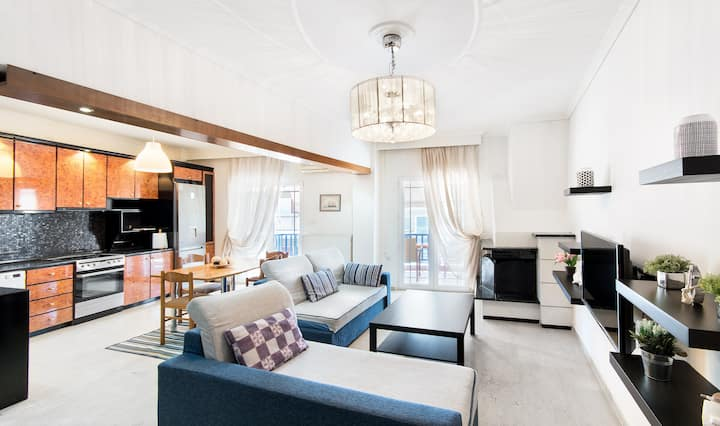 Seafront 2 bedrooms aparment