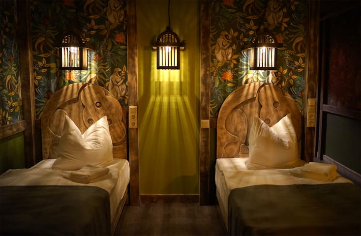 Studio-Standard-Private Bathroom