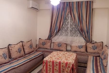 Appartement meublé à settat