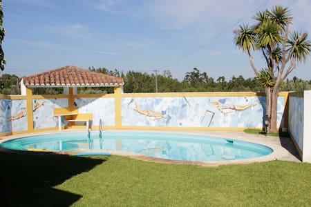 Casa do Vale da Pedra-Garden, Pool,Quiet,Nature