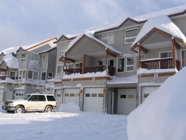 #7 Parkview Place, Mount Washington - Courtenay - Adosado
