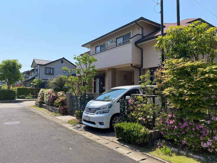 Flower town villa、周辺駅送迎!