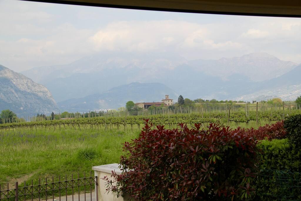 Graziosa villetta vicino al lago case in affitto a for Lago vicino milano
