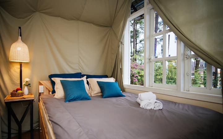 Yolo Camping House - Double rooom