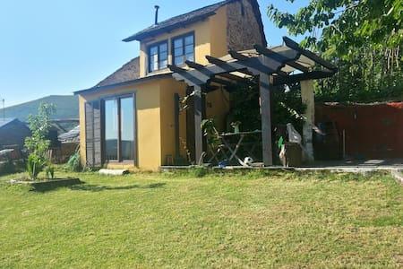 Casa rural Moldes - Moldes - Huis