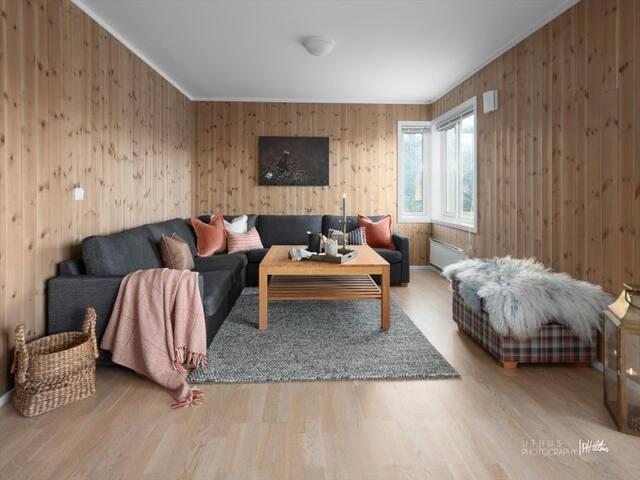 Ny leilighet i sentrum av Geilo.