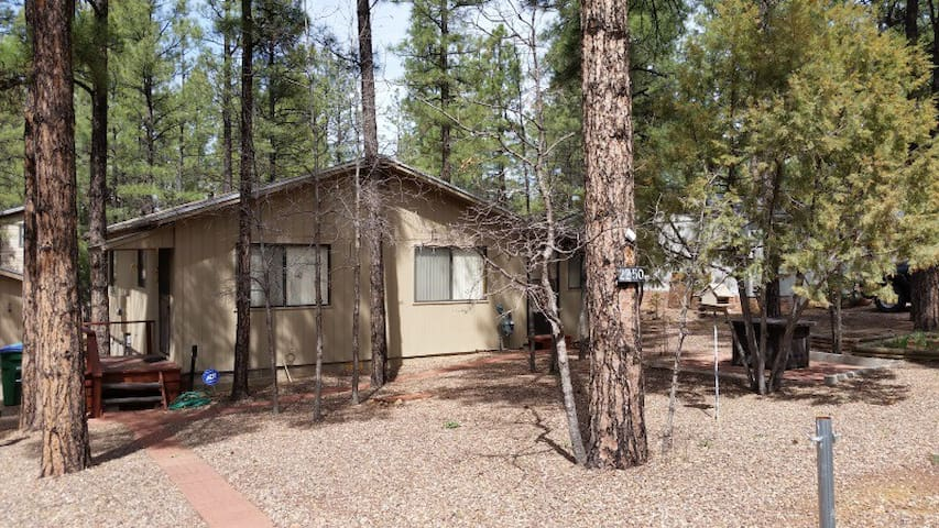 Donohue`s Whipple Cabin - Show Low - Show Low - Casa