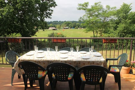 La Residence au Verger (Orchard House) - L'Orbrie