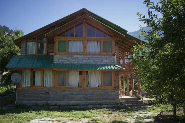 Keyan Cottage - Manali - Daire