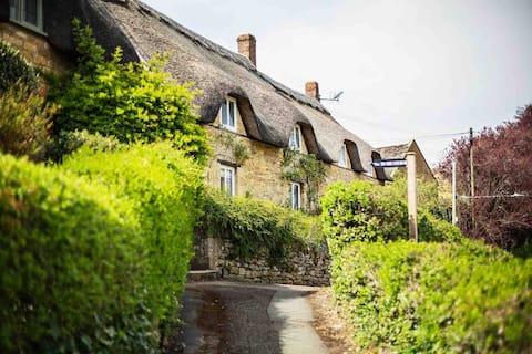 Luksushytte nær 'The Ebrington Arms'