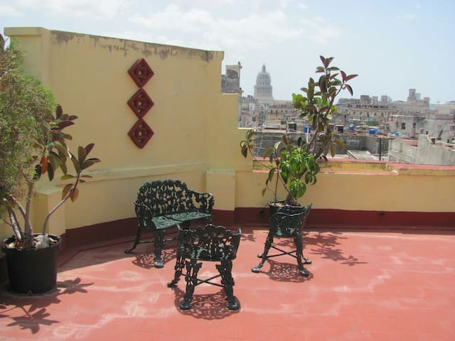 Doña Daysi' House