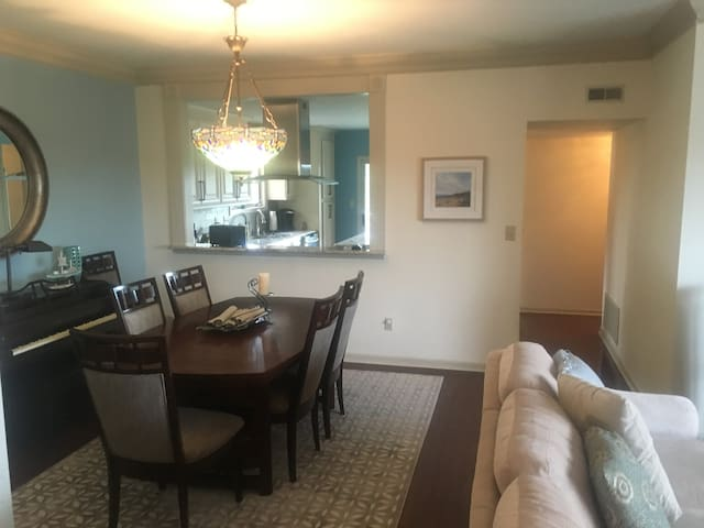 Private Bedroom in Beautiful Condo in Creve coeur - Creve Coeur - Condo