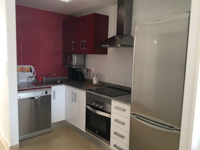 Apartamento nuevo moderno tranquilo - Pueblo Latino - Appartamento