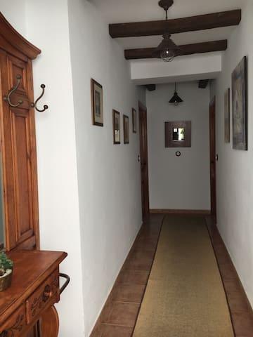 Apartamento Abril Benaocaz - Benaocaz - Selveierleilighet
