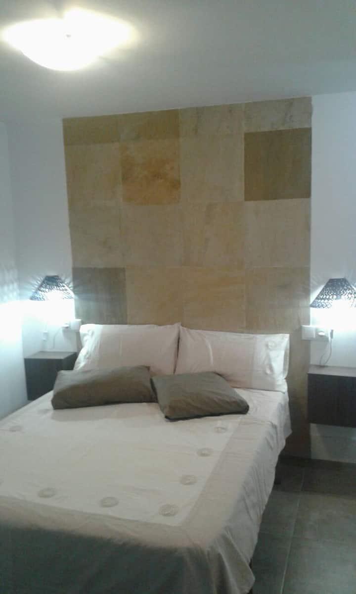 Apartamento 1 dormitor con piscina