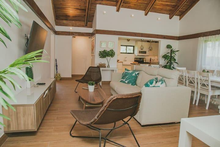 Cozy Entire Villa - 5 beds