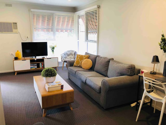 Walk to Sovereign Hill & CBD•3bd•Sleep 7•Work/Rest