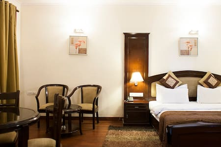 Luxurious rooms at affordable prices - Nuova Delhi - Bed & Breakfast