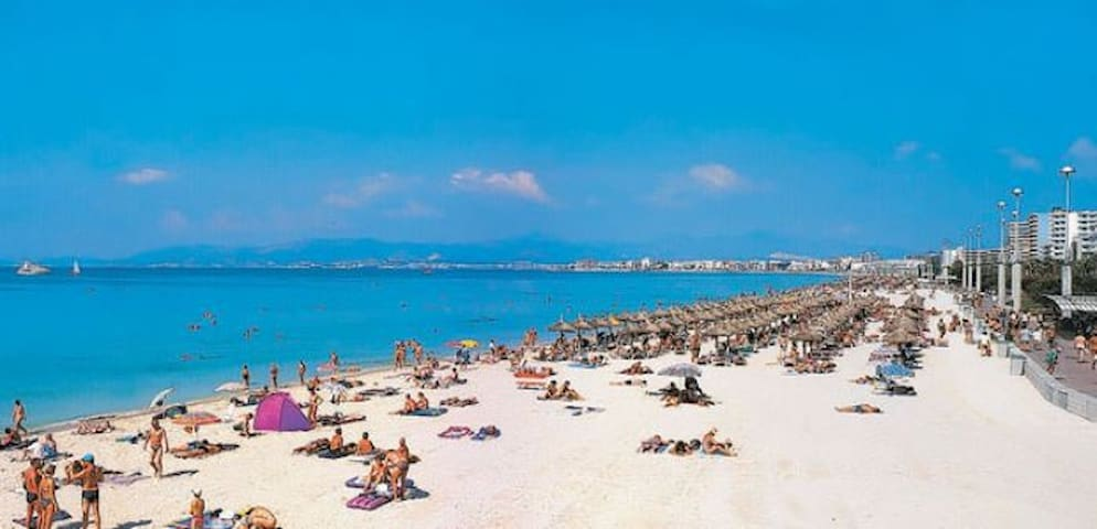 Beach Apartament at can pastilla - Can Pastilla - Appartamento