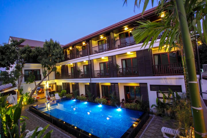 BB Mantra Hotel Boutique & Budget - Chiang Mai - Pis