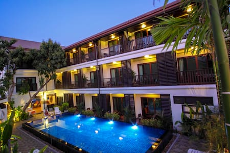 BB Mantra Hotel Boutique & Budget - Chiang Mai - Appartement
