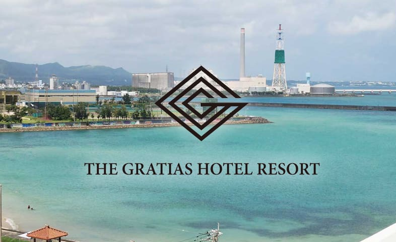 The Gratias Resort Okinawa♫ TWIN ROOM / 204