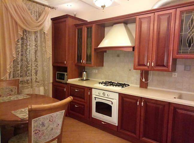 NEW апартаменты на И.Франка.