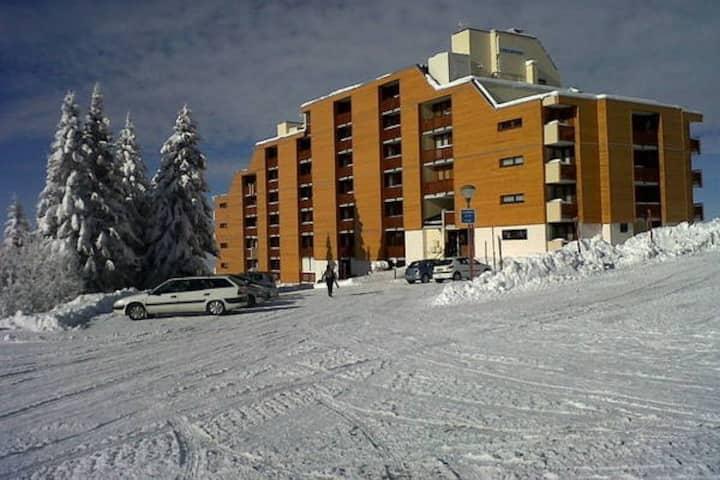Appartement été hiver Chamrousse