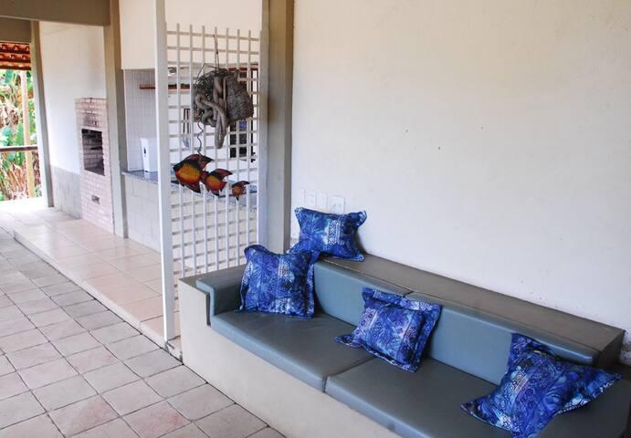 Casa Espetacular Angra dos Reis - Cond. Portogalo - Angra dos Reis - Apto. en complejo residencial
