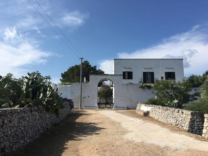 Fresia Family Masseria (Farm House)