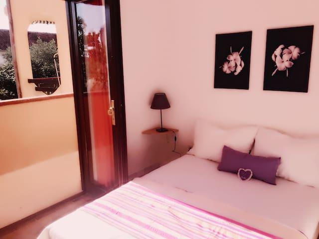 Cozy 1bdr. with 2 balconies at  Villa La More