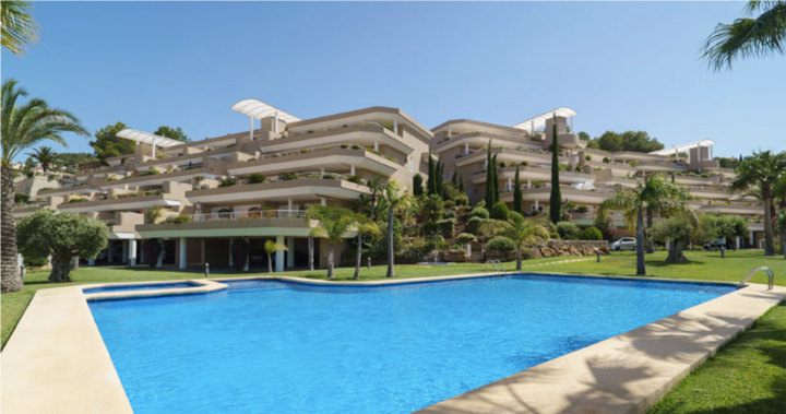 Luxury 4 bedroom Penthouse with sea view