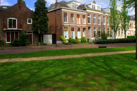 Double deluxe Room  'Aan de Gracht ' - Wageningen