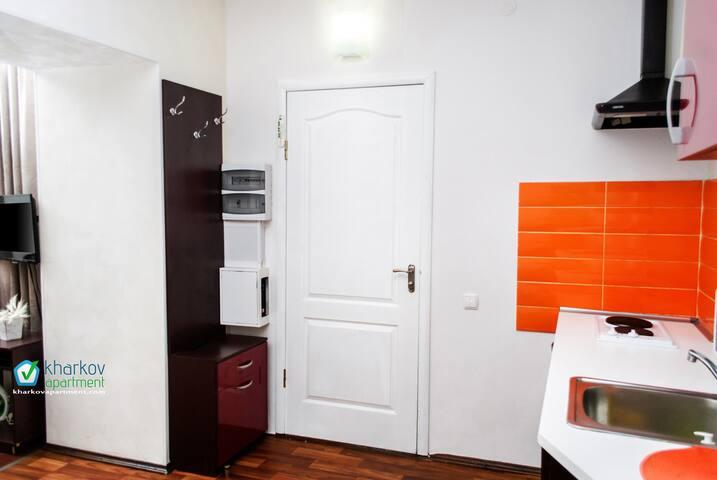 Апартаменты-дом на Плехановской