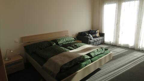 Gemütliches Zimmer im Toggenburg