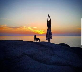 Casa di Serena Yoga&Relax in Southwest Sardinia