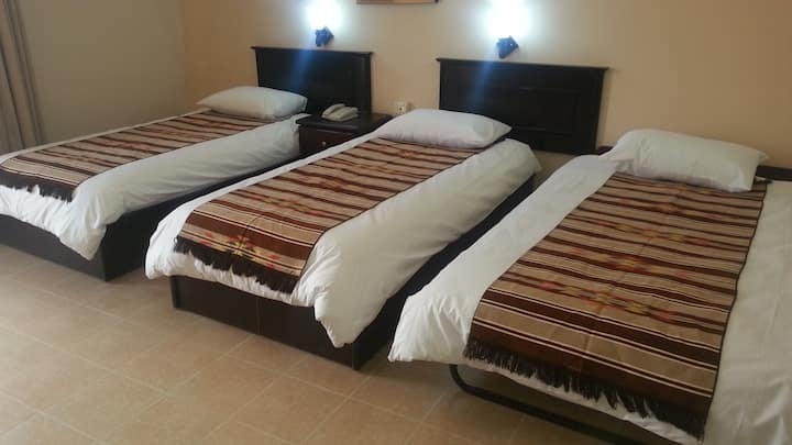 Delilah Hotel Madaba/Bed in 4-Bed  Dormitory Room