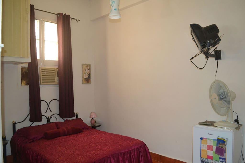 habitación/room