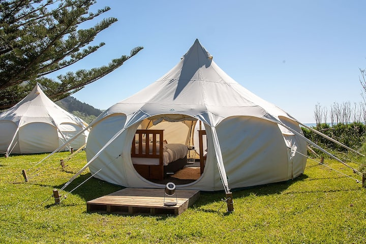Glamping Meadows The Cwtch Tent
