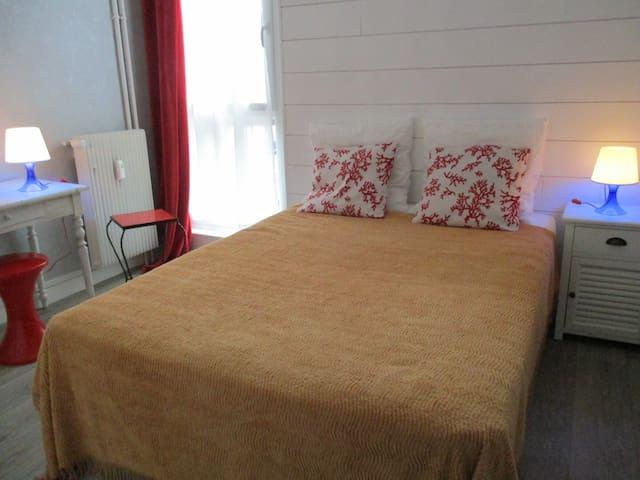 Appartement-gîte à Compiègne