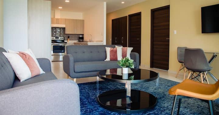 Apartamento Girasol-Cómodo en Lomas
