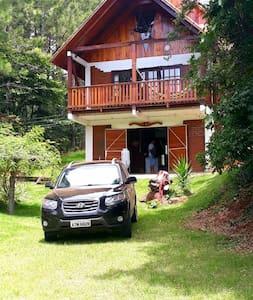 Casa de campo sítio rural