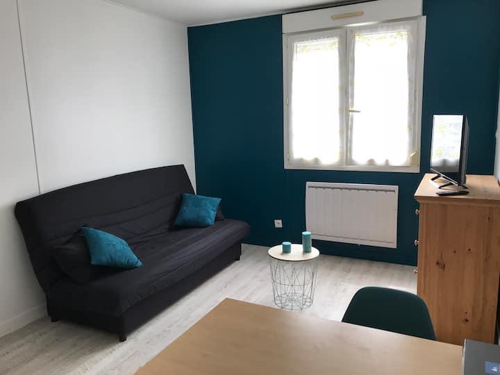 Appartement La Rochelle proche centre et plage