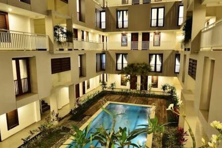 New Promo 50 % off Hotel FAMILY apartment Legian - Kuta