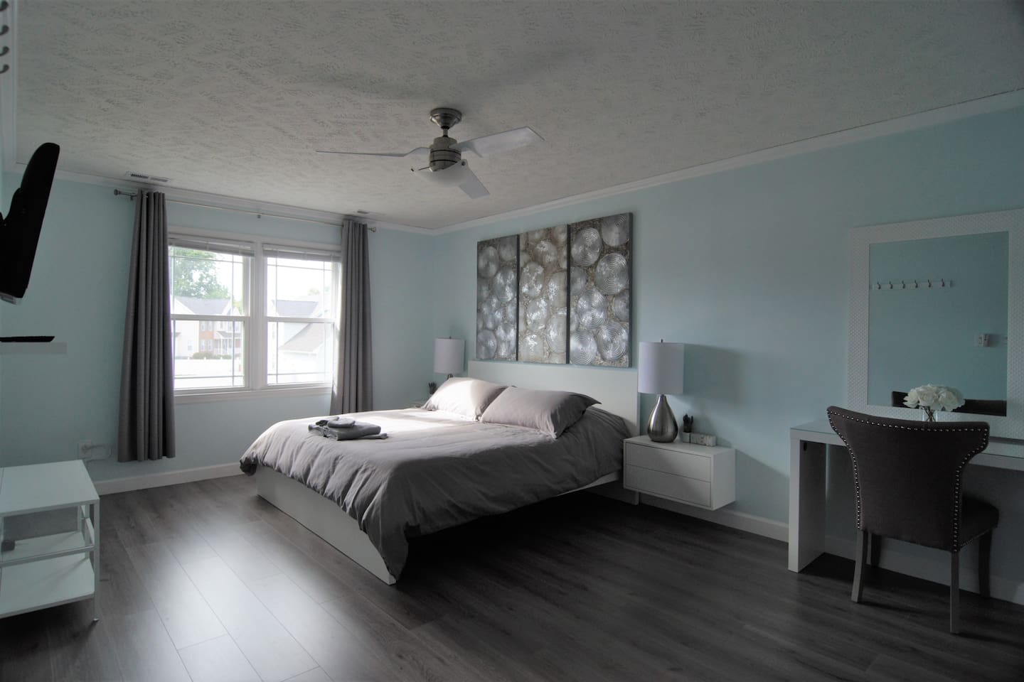 Master Bedroom (view as you walk in)