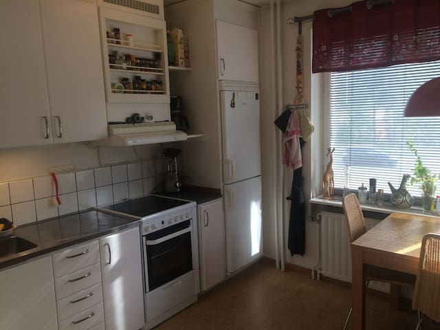 Spacious 45sqr Apartment With Separate Kitchen - Södertälje