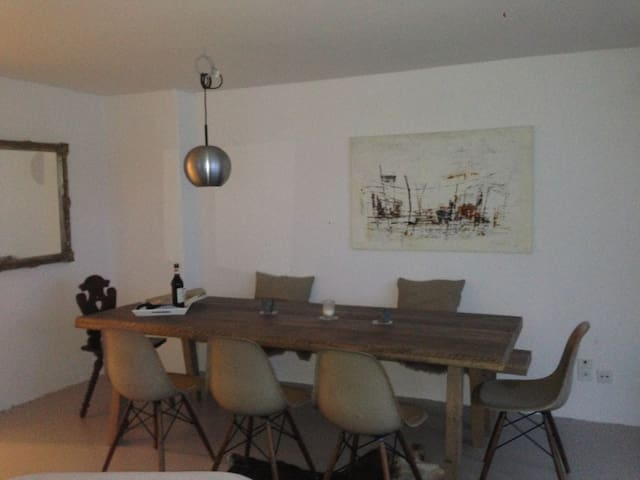 Cozy chalet apartment in Klosters - Klosters-Serneus - Apartmen