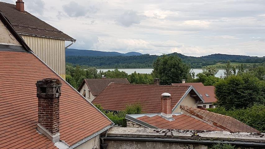 Appartement/maison   centre de Clairvaux les lacs